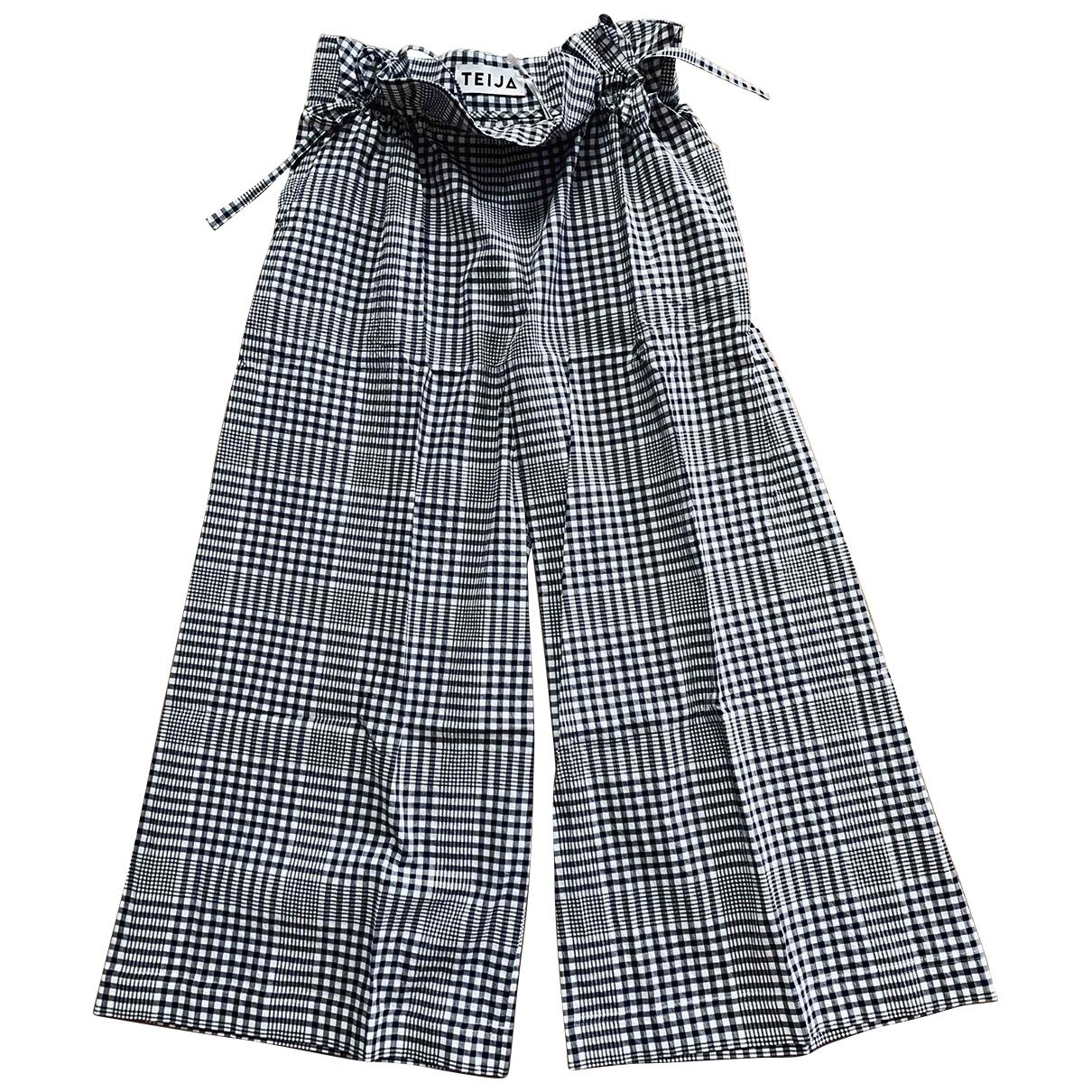 Pantalon recto Teija