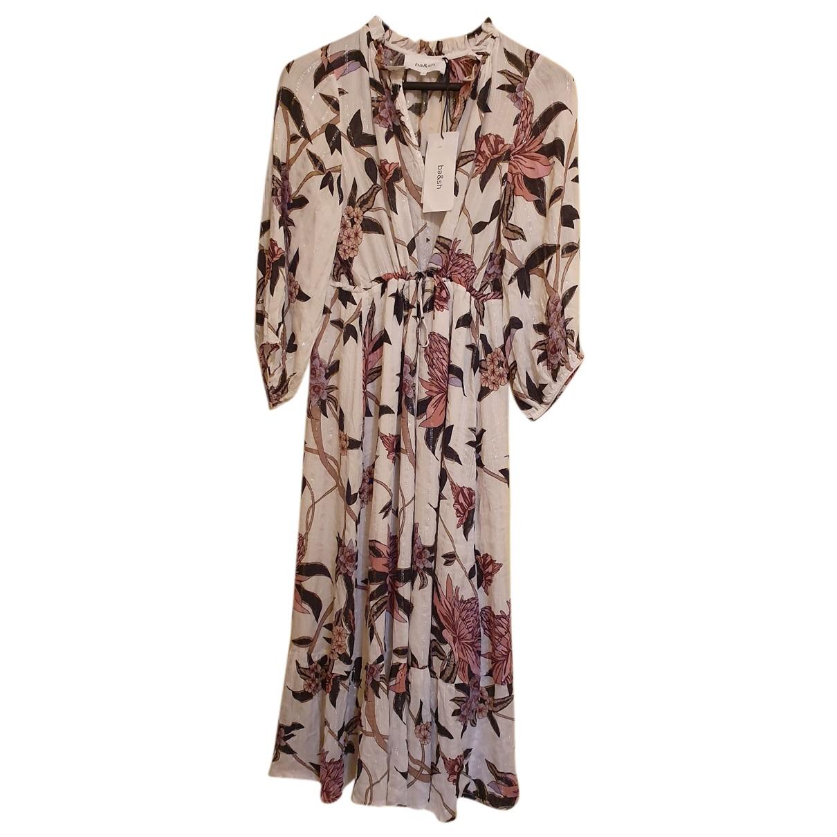 Maxi vestido Fall Winter 2019 Ba&sh