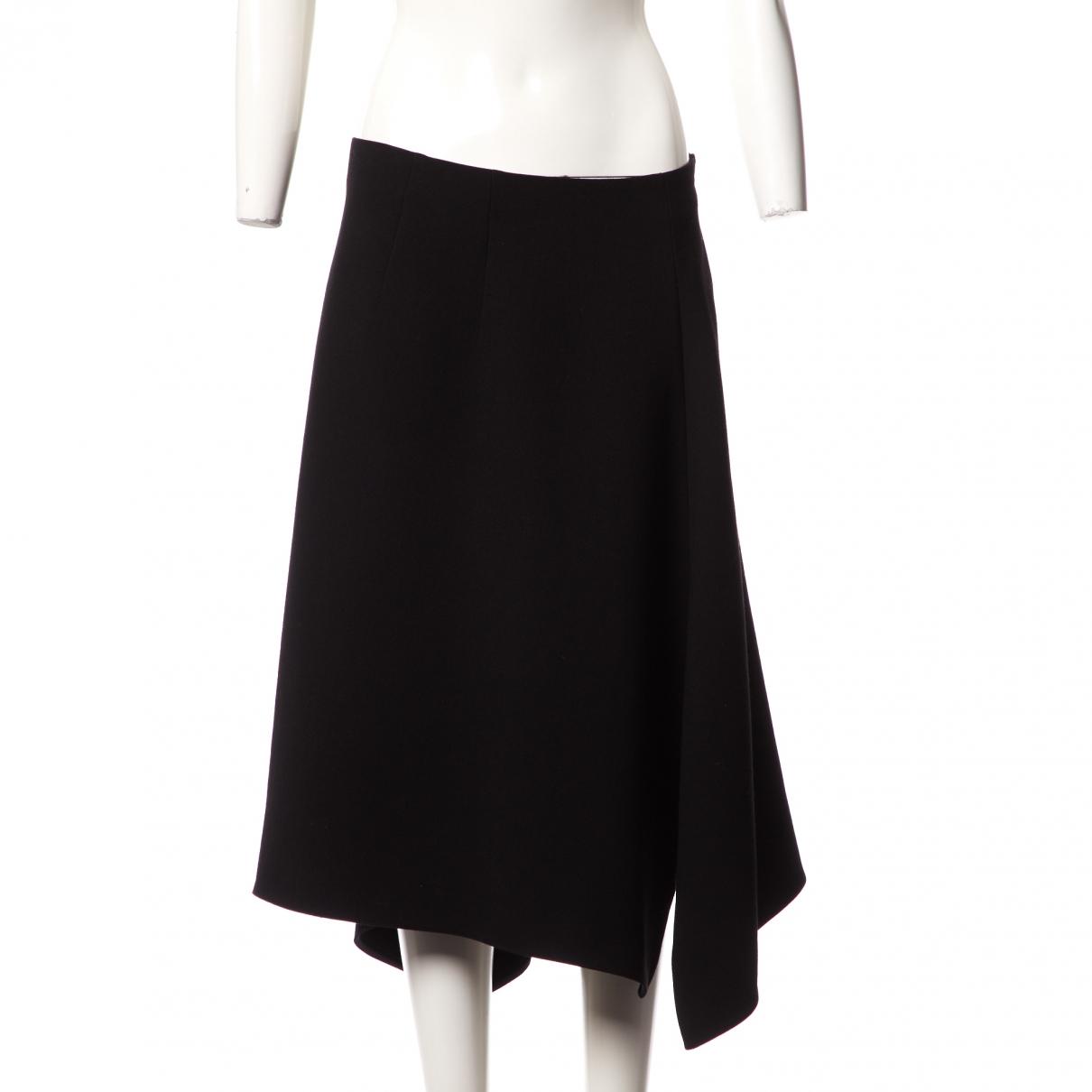 Marni \N Black Wool skirt for Women 42 IT