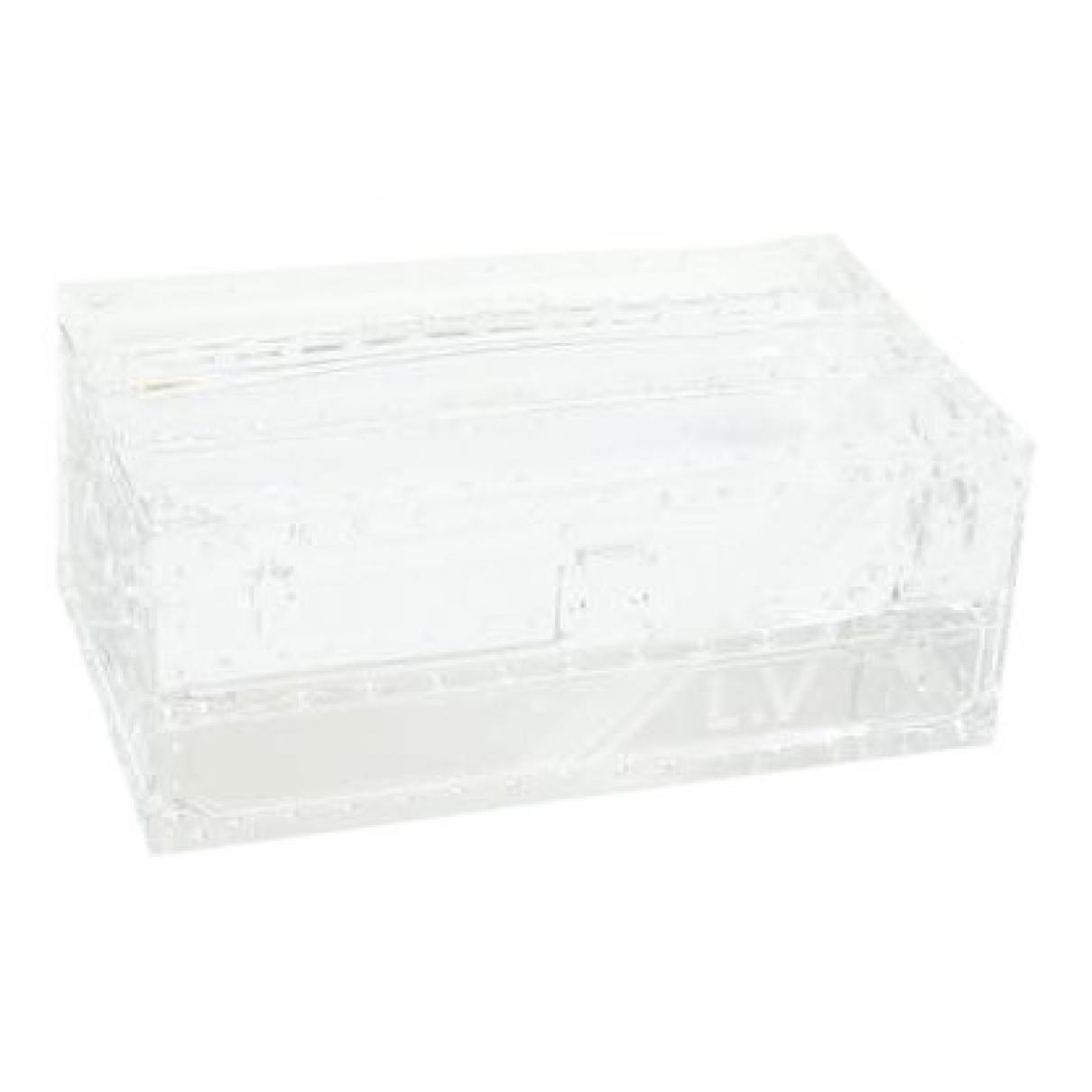Louis Vuitton \N Kleinlederwaren in  Grau Kunststoff