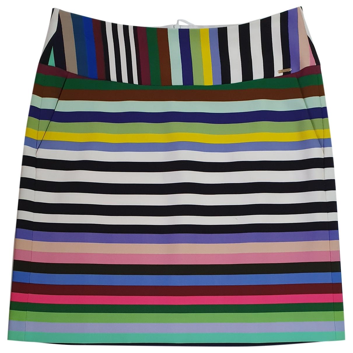 - Jupe   pour femme - multicolore