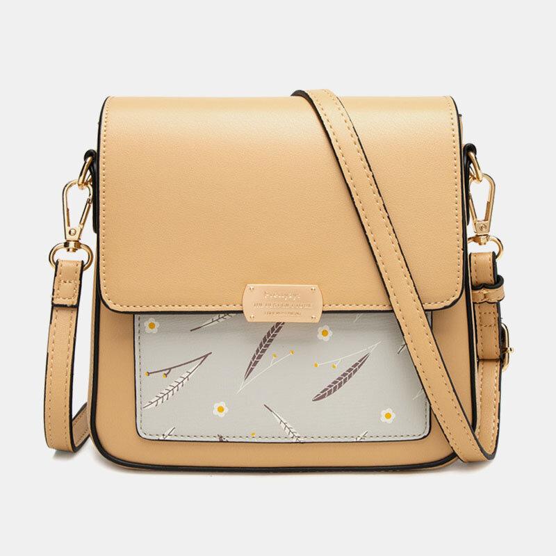 Women 3 Card Slots 6.5 Inch Phone Bag Crossbody Bag