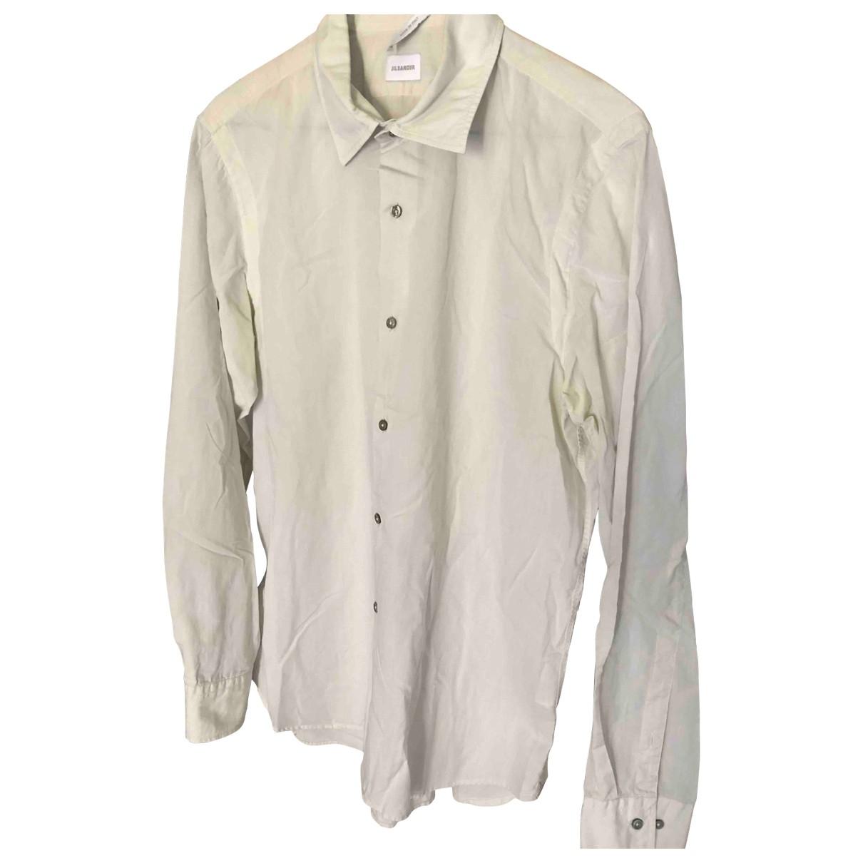 Camisas Jil Sander