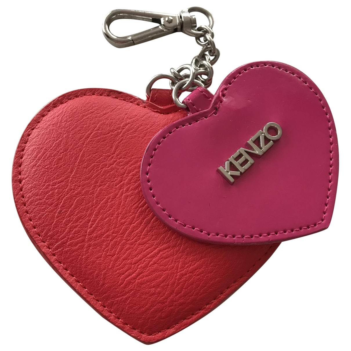 Kenzo \N Multicolour Leather Bag charms for Women \N