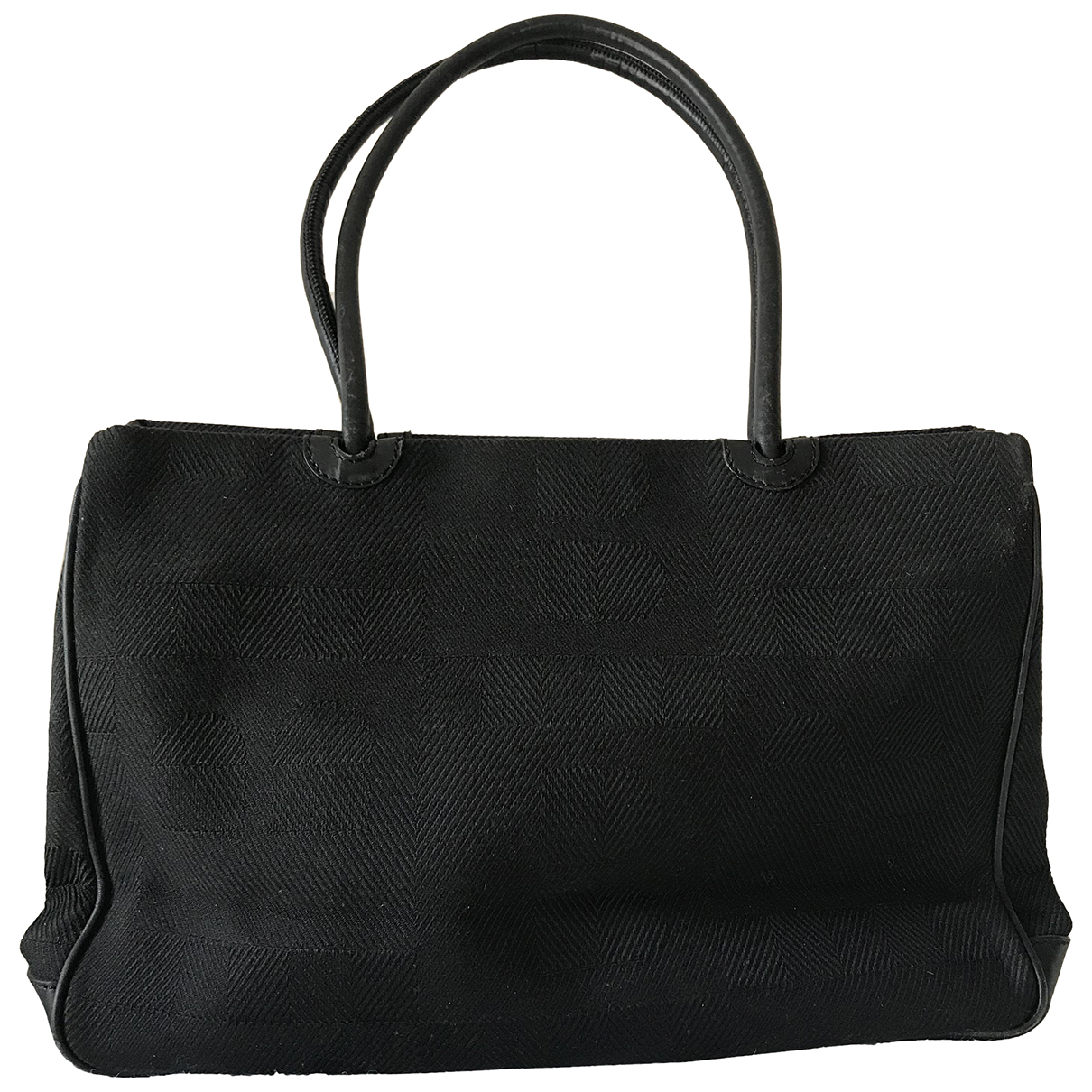 Bally \N Black Cloth handbag for Women \N