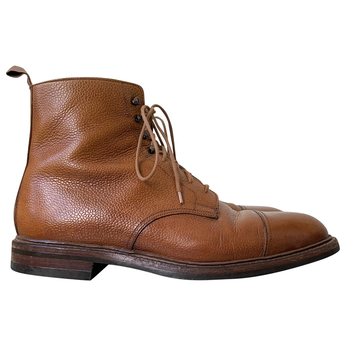 Botas de Cuero Crockett& Jones