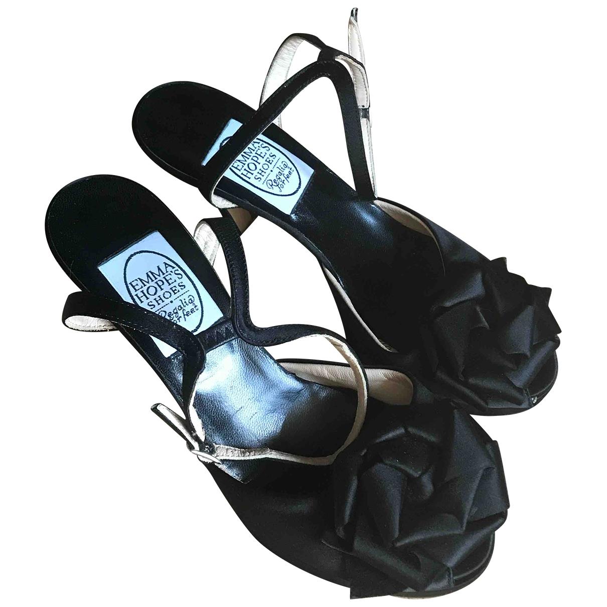 Sandalias de Lona Emma Hope