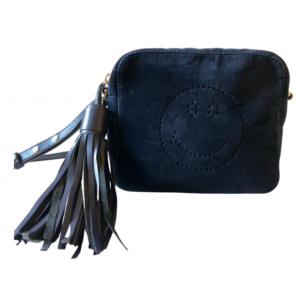 Anya Hindmarch N Blue Velvet handbag for Women N