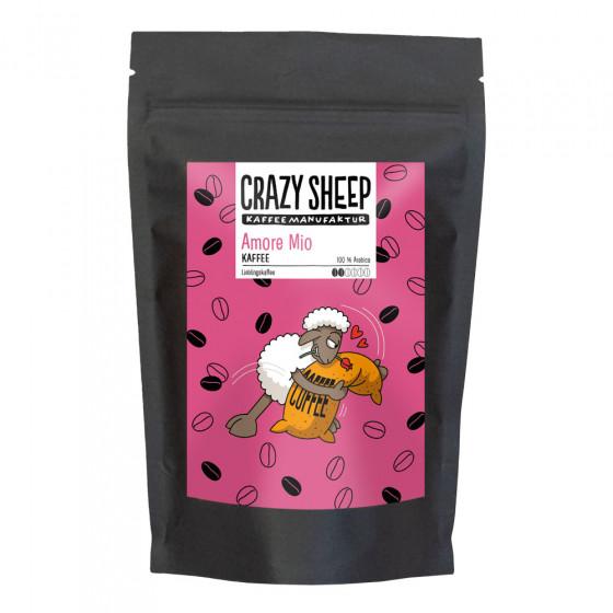 """Kaffeebohnen Crazy Sheep Kaffeemanufaktur """"Amore Mio Kaffee"""", 1 kg"""