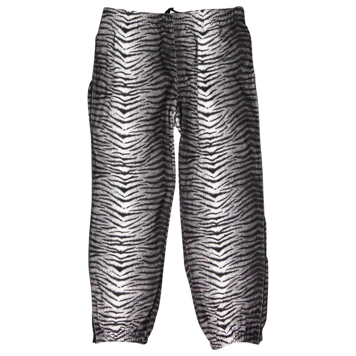 Supreme \N Grey Trousers for Women L International