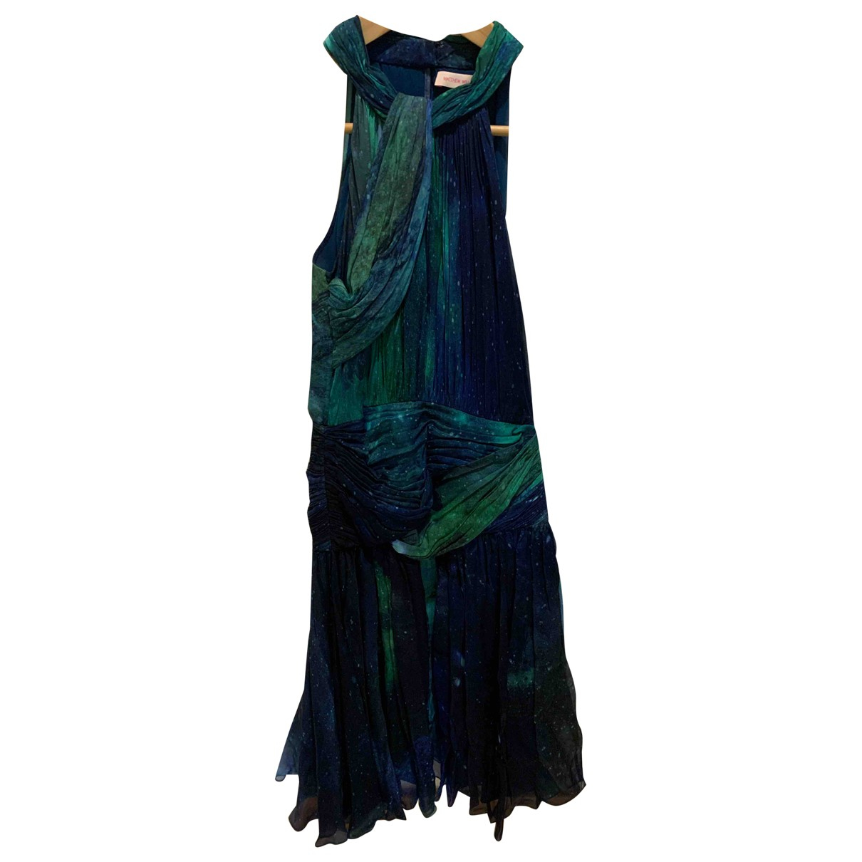 Matthew Williamson N Multicolour Silk dress for Women 6 UK