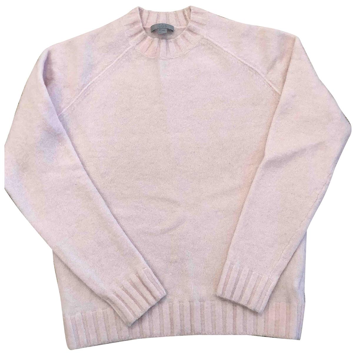 Cos \N Pink Wool Knitwear for Women S International