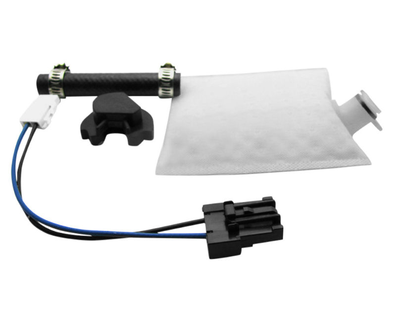 Deatschwerks 9-0883 Install Kit for DW300 and DW200 Fuel Pumps Mitsubishi Eclipse FWD 90-94