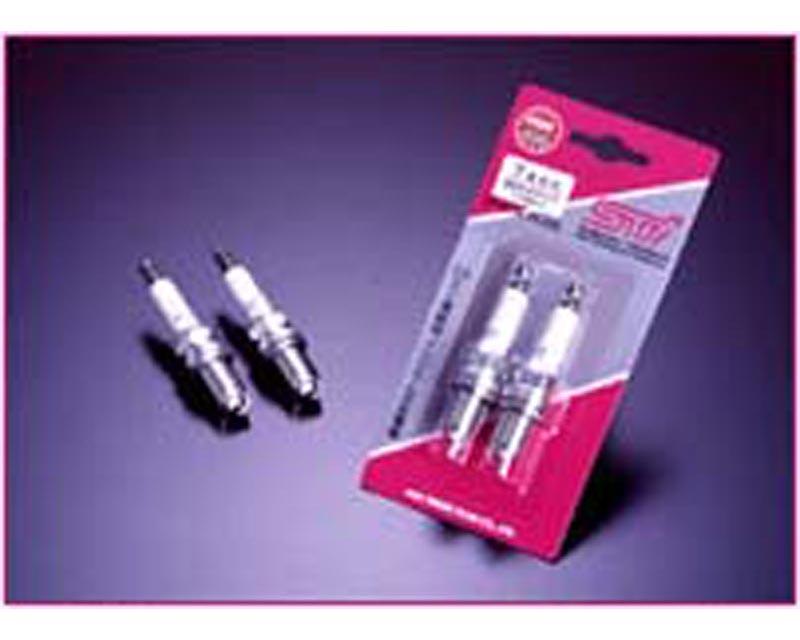 STI JDM Iridium Spark Plugs Pair Subaru WRX 2.0L 02-03