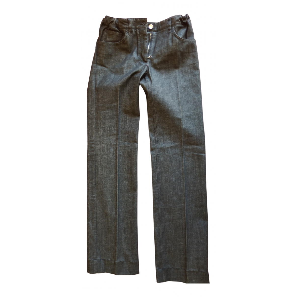 Dolce & Gabbana \N Grey Cotton Jeans for Women 32 US