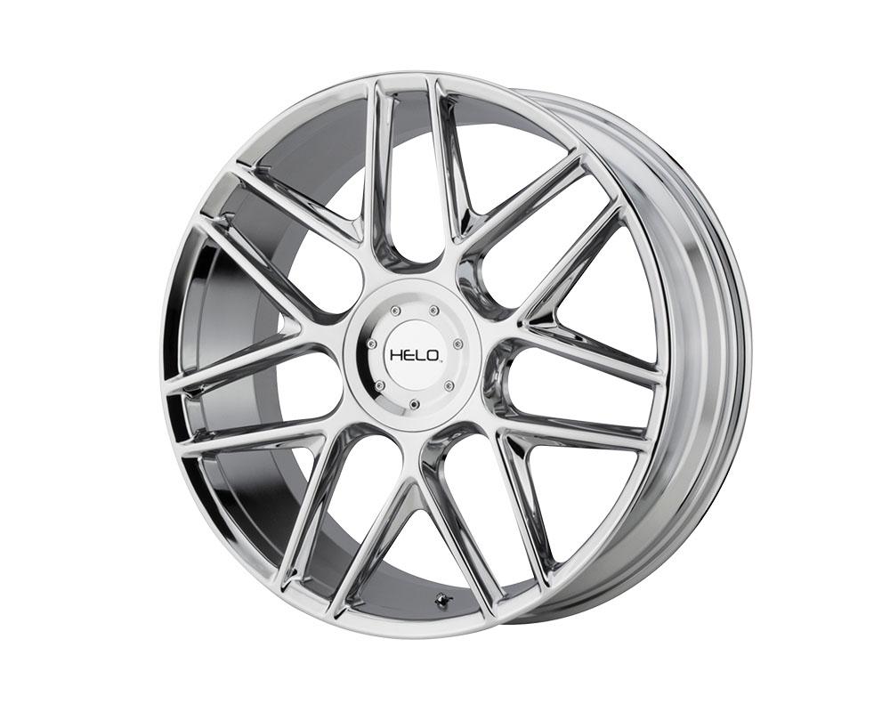 Helo HE912 Wheel 17x7.5 Blank +18mm Chrome