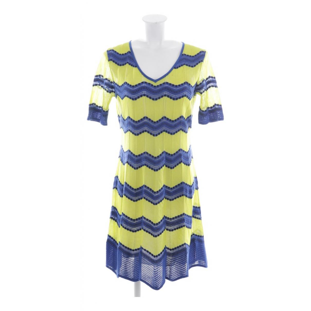 M Missoni \N Multicolour Wool dress for Women L International