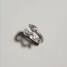 Men Serpentine Design Ring