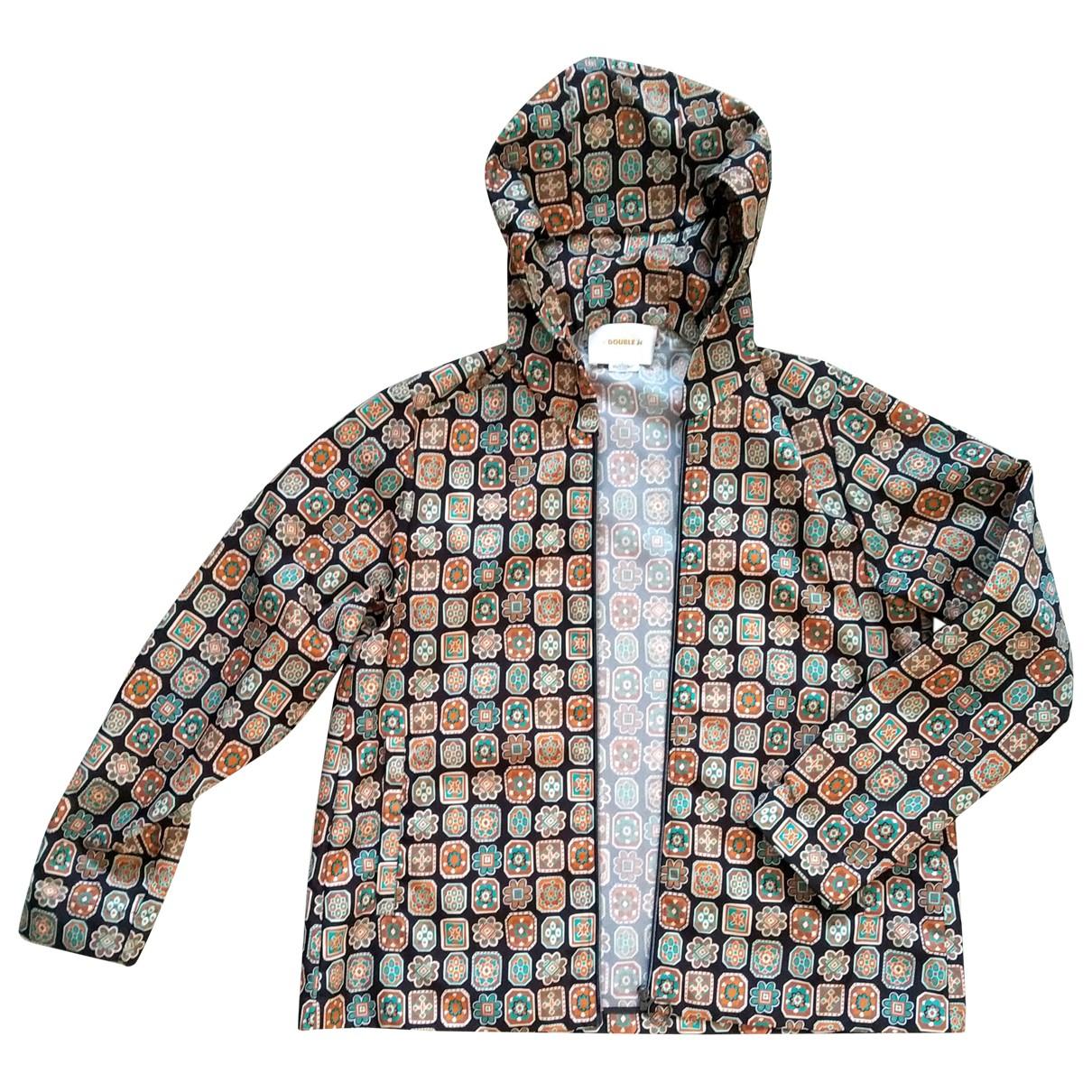 La Double J N Multicolour Leather jacket for Women S International