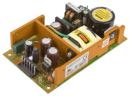 XP Power , 63W AC-DC Converter, ±5 V dc, ±12 V dc, Open Frame