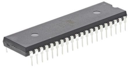 Microchip ATF2500C-20PU, CPLD ATF2500C 24 Cells, 24 I/O, 20ns, 40-Pin PDIP