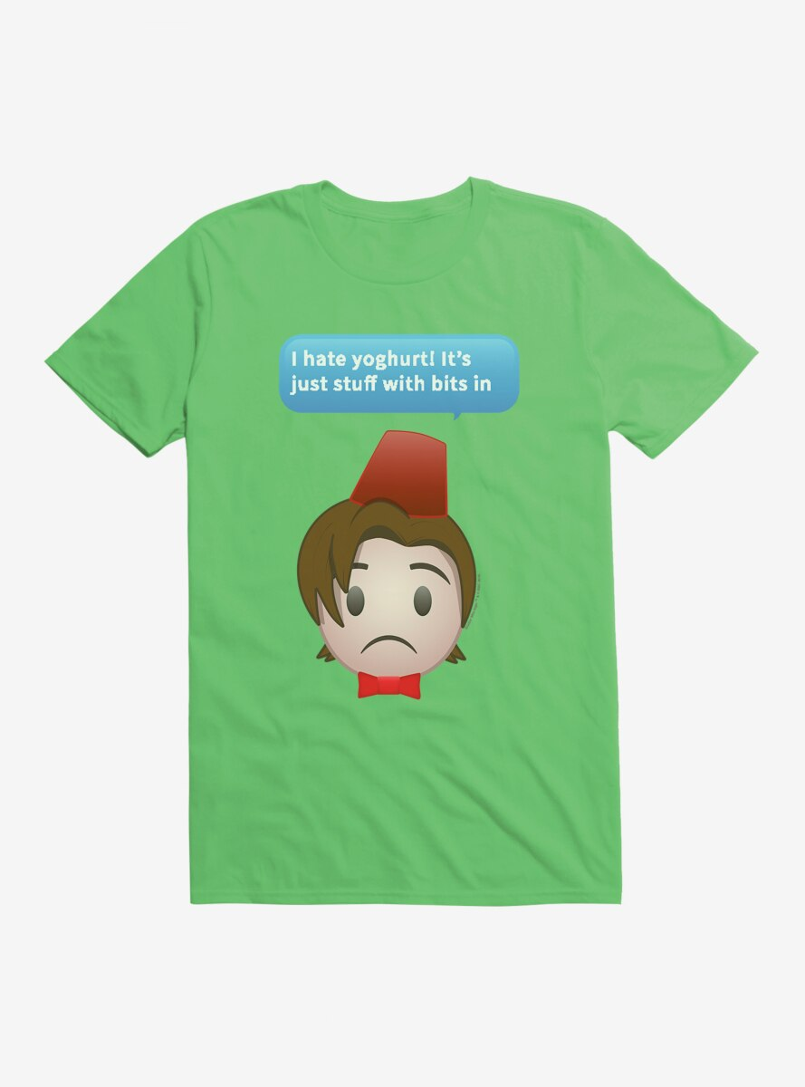 Doctor Who The Eleventh Doctor Yohgurt T-Shirt
