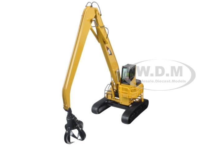 CAT Caterpillar 345B Series II Material Handler with Operator and Tools
