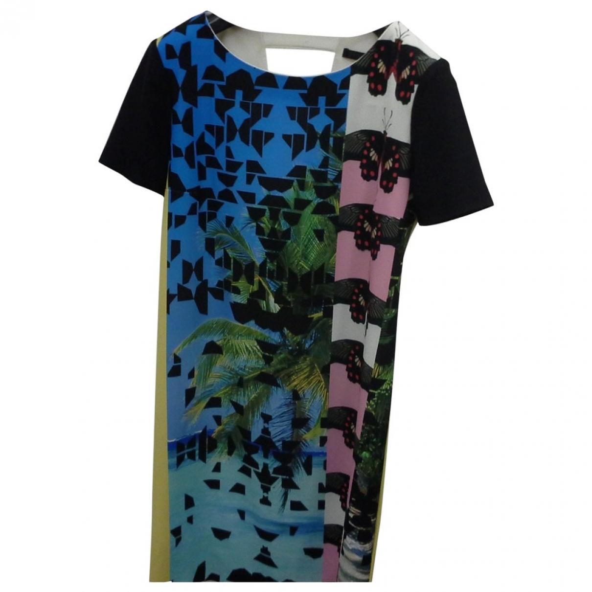 Pinko \N Kleid in  Bunt Polyester