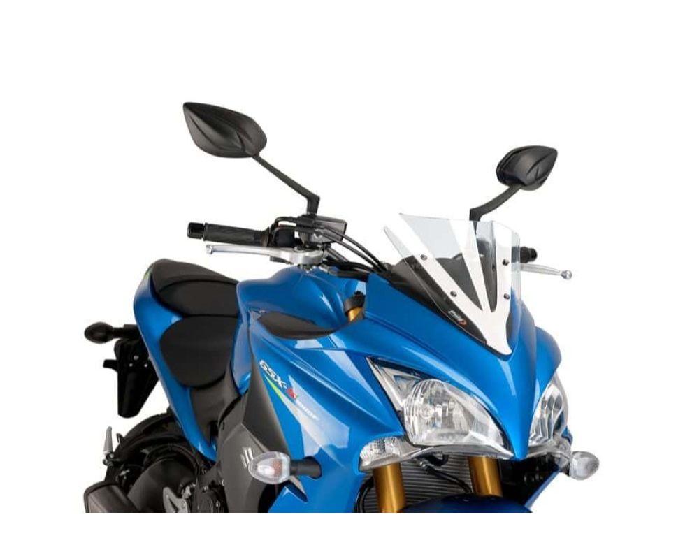 Puig 7639W Sport Windscreen - Clear Suzuki GSX-S1000F 2015