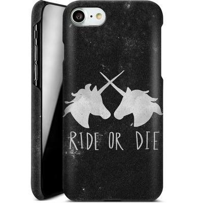 Apple iPhone 7 Smartphone Huelle - Ride or Die von Leah Flores