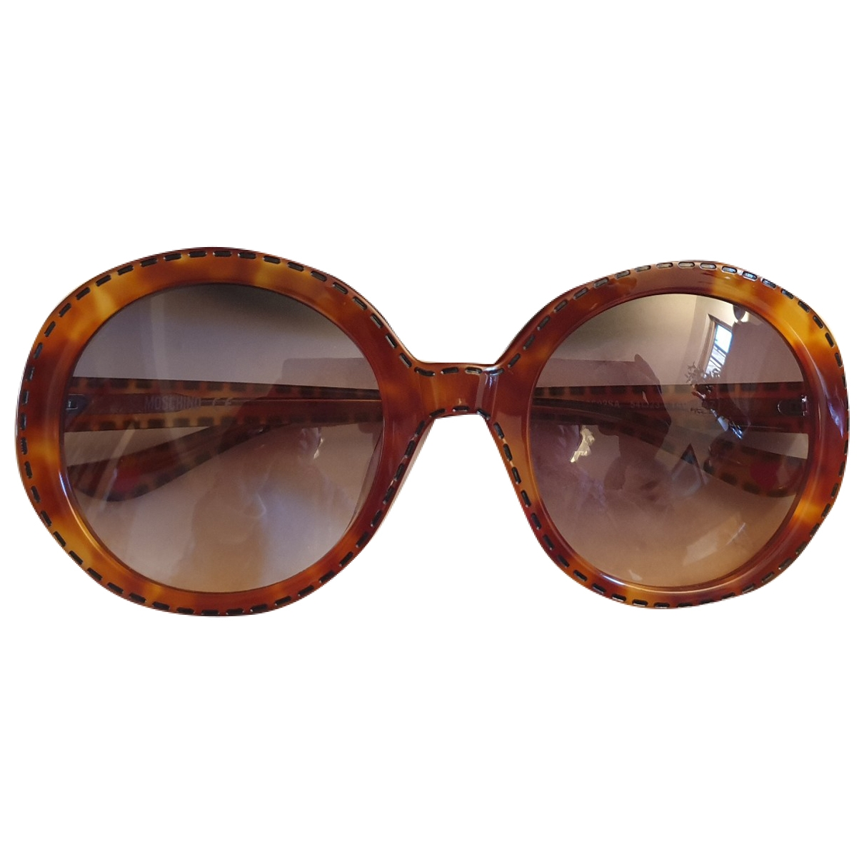 Moschino \N Brown Sunglasses for Women \N