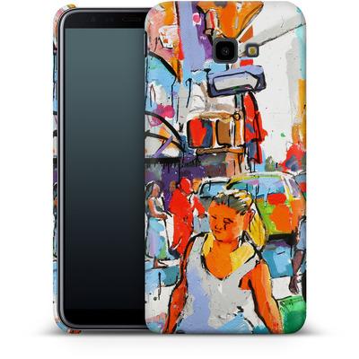 Samsung Galaxy J4 Plus Smartphone Huelle - My Favorite Corner von Tom Christopher