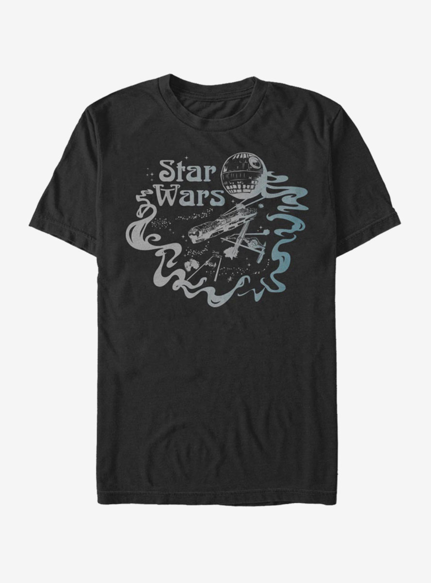 Star Wars Retro Logo T-Shirt