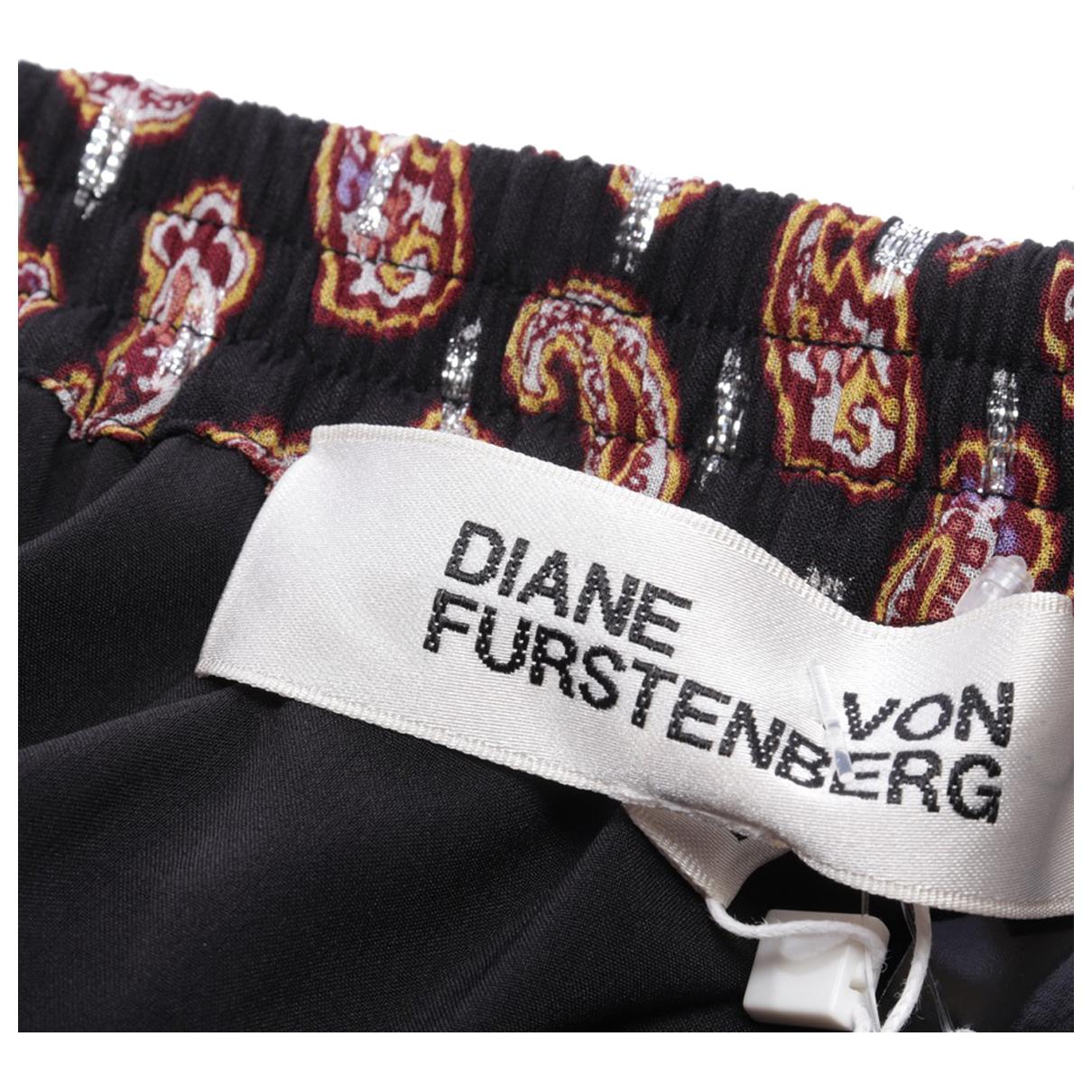 Falda de Seda Diane Von Furstenberg