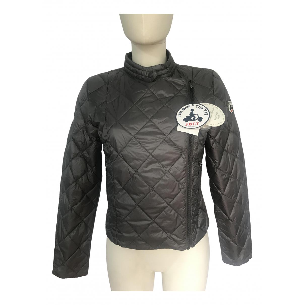 Jott \N Anthracite jacket for Women S International
