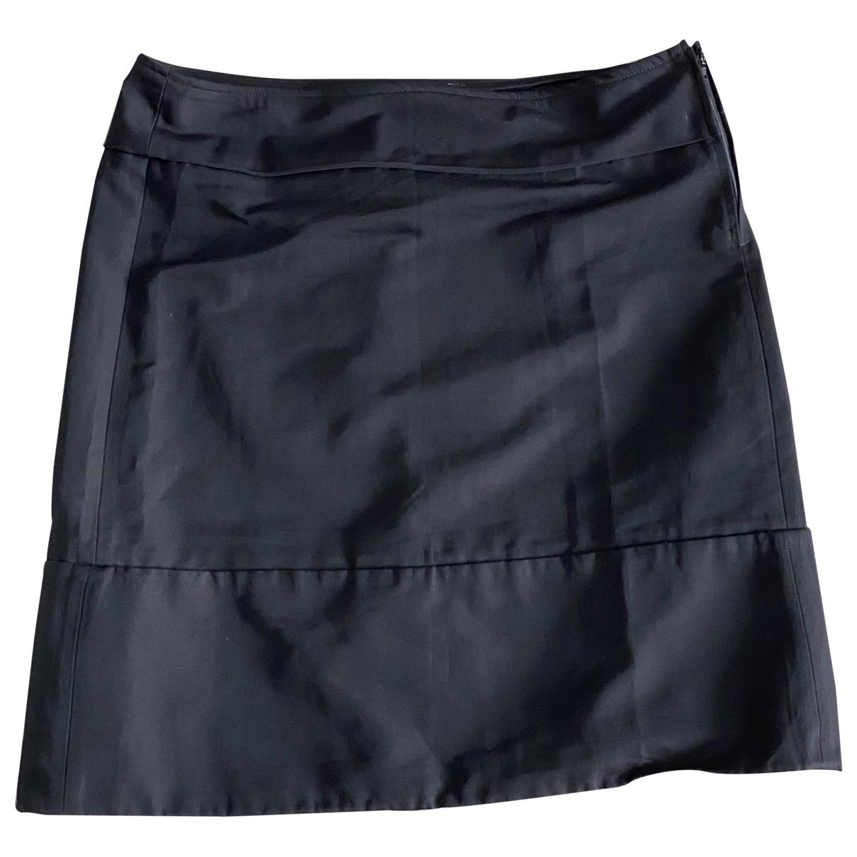 Max Mara s - Jupe   pour femme en coton - bleu