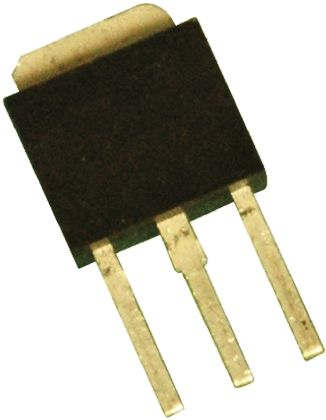 Toshiba N-Channel MOSFET, 2 A, 600 V, 3-Pin PW Mold2  2SK4002(Q) (5)