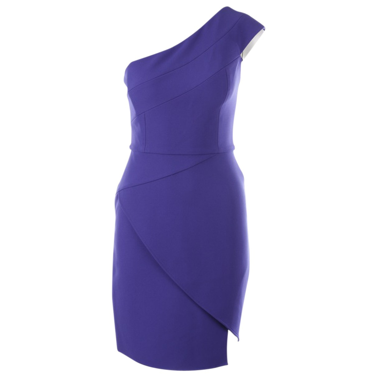Bcbg Max Azria N Blue dress for Women 34 FR