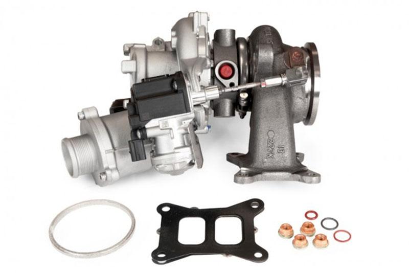 HPA Motorsports HVA-241 HPA FR450 IS38 Hybrid Turbo Upgrade MQB 2.0T 2015+