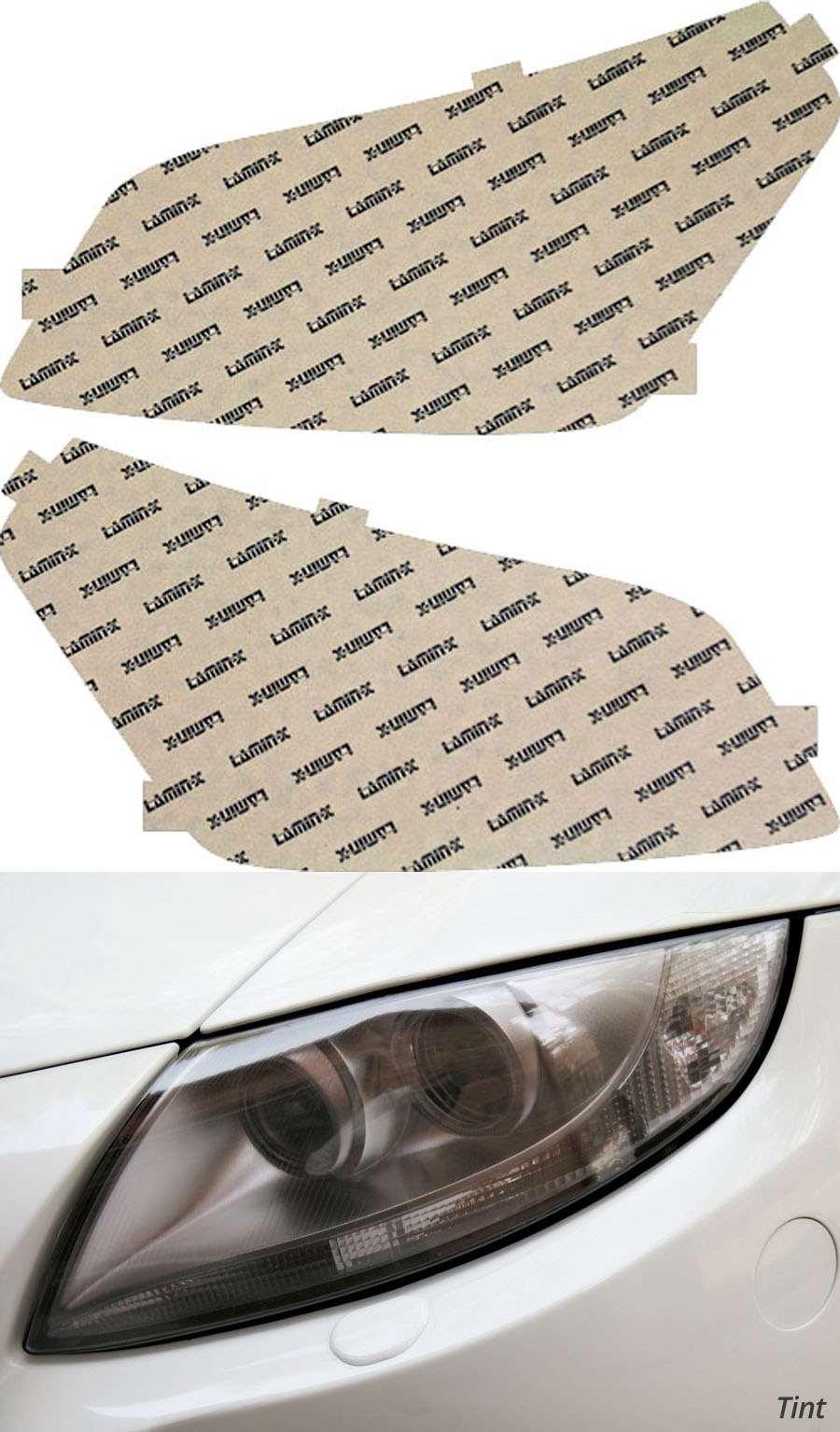 Pontiac Vibe 09-10 Tint Headlight Covers Lamin-X PT008T