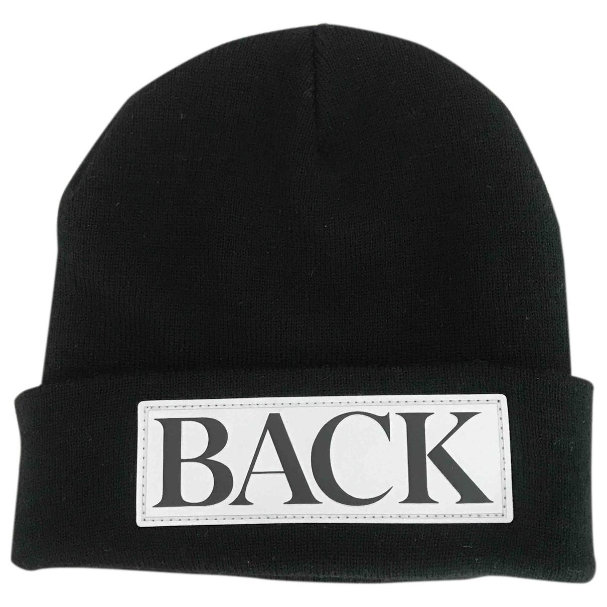 Ann-sofie Back \N Black hat for Women 54 cm