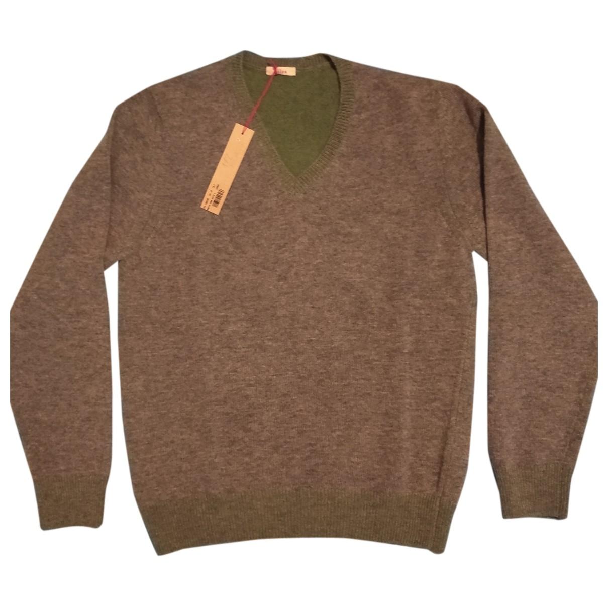 Altea \N Pullover.Westen.Sweatshirts  in  Grau Wolle