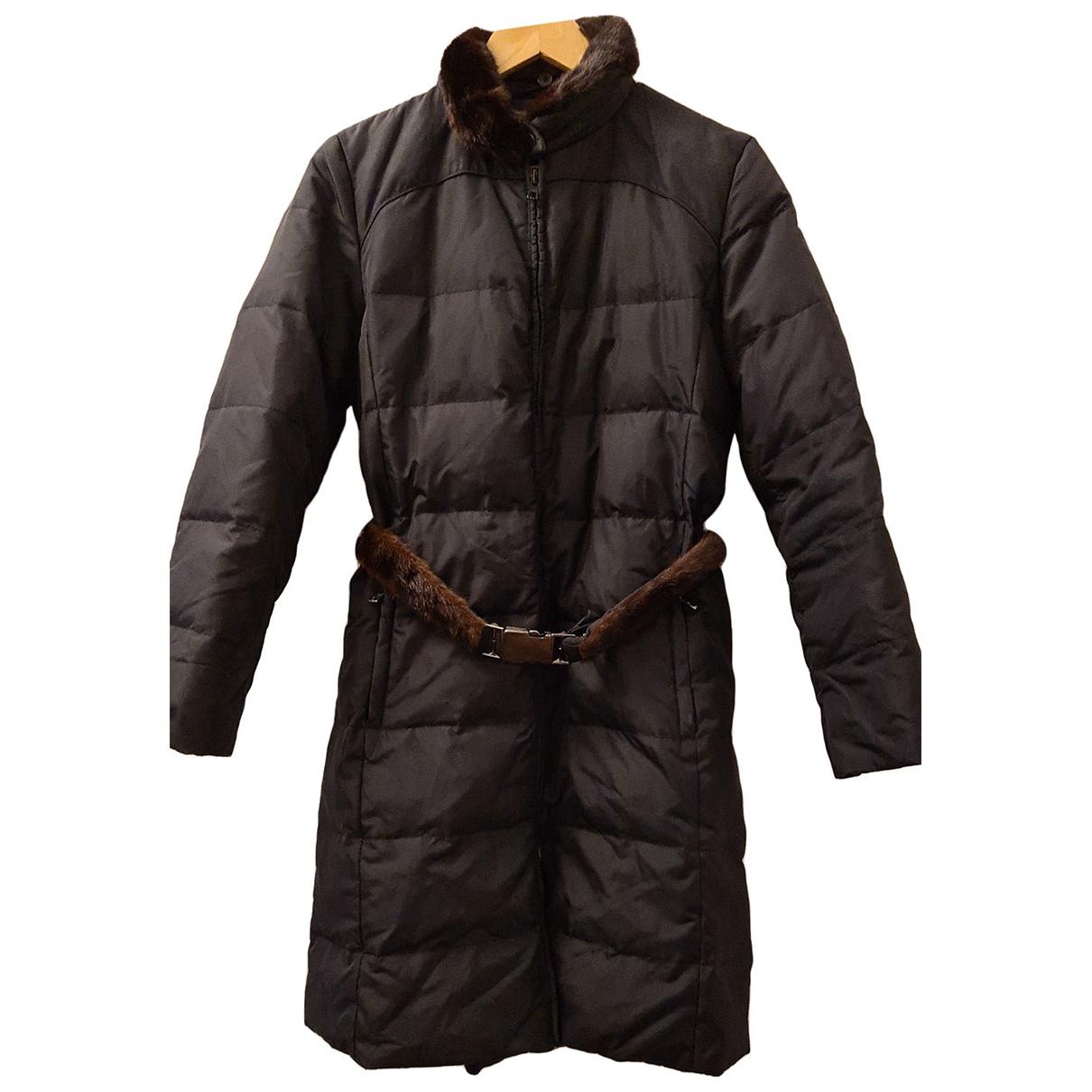 Max Mara Weekend N Black coat for Women 36 FR