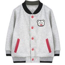 Sweatshirt mit Buchstaben & Karikatur Flicken