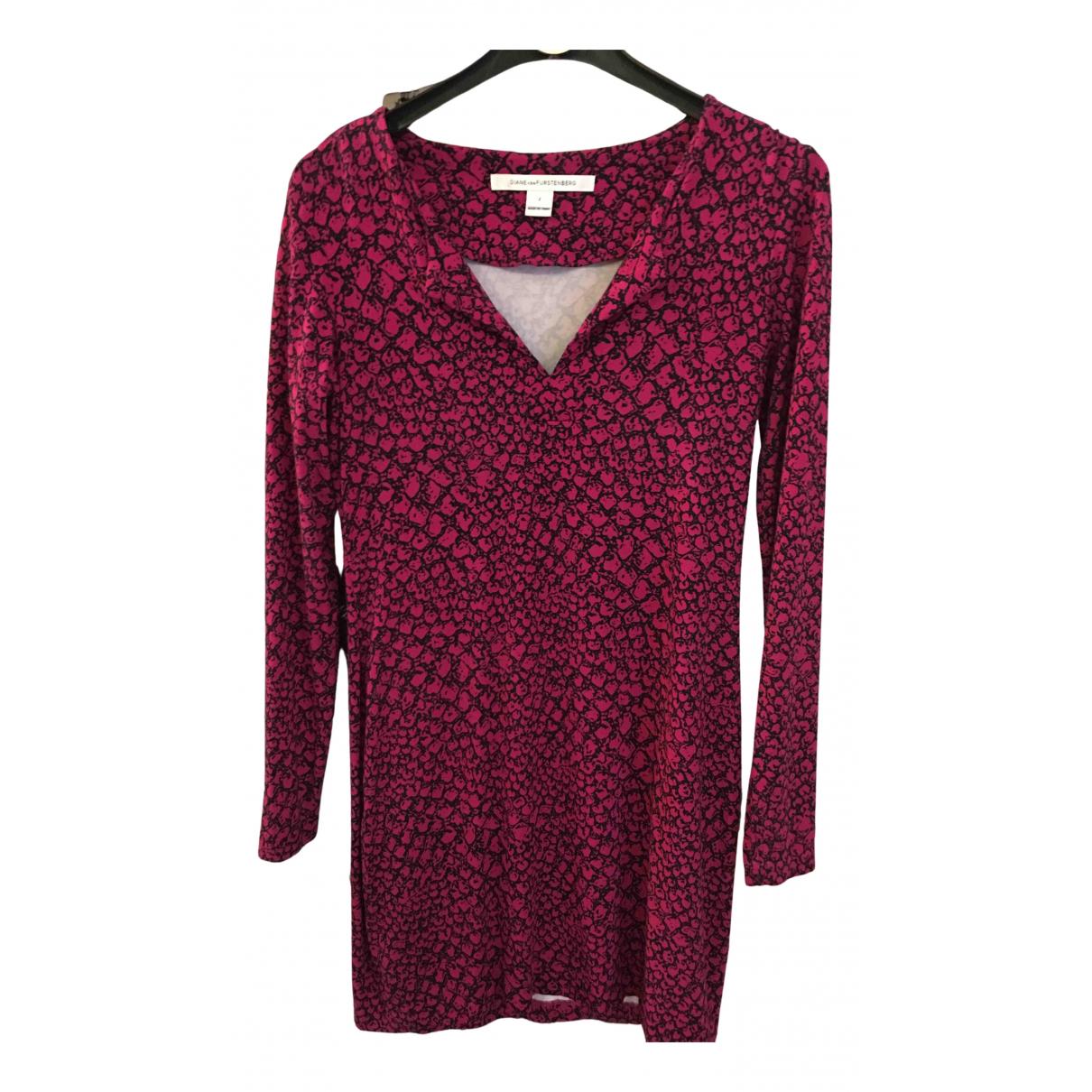 Mini vestido Diane Von Furstenberg