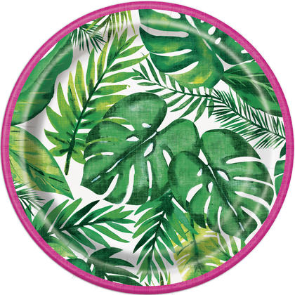 Palm Tropical Luau Round 7