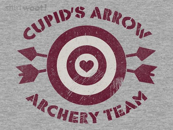 Cupid Archery Team T Shirt