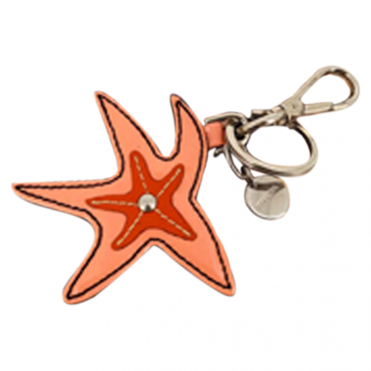 Prada \N Orange Leather Purses, wallet & cases for Women \N