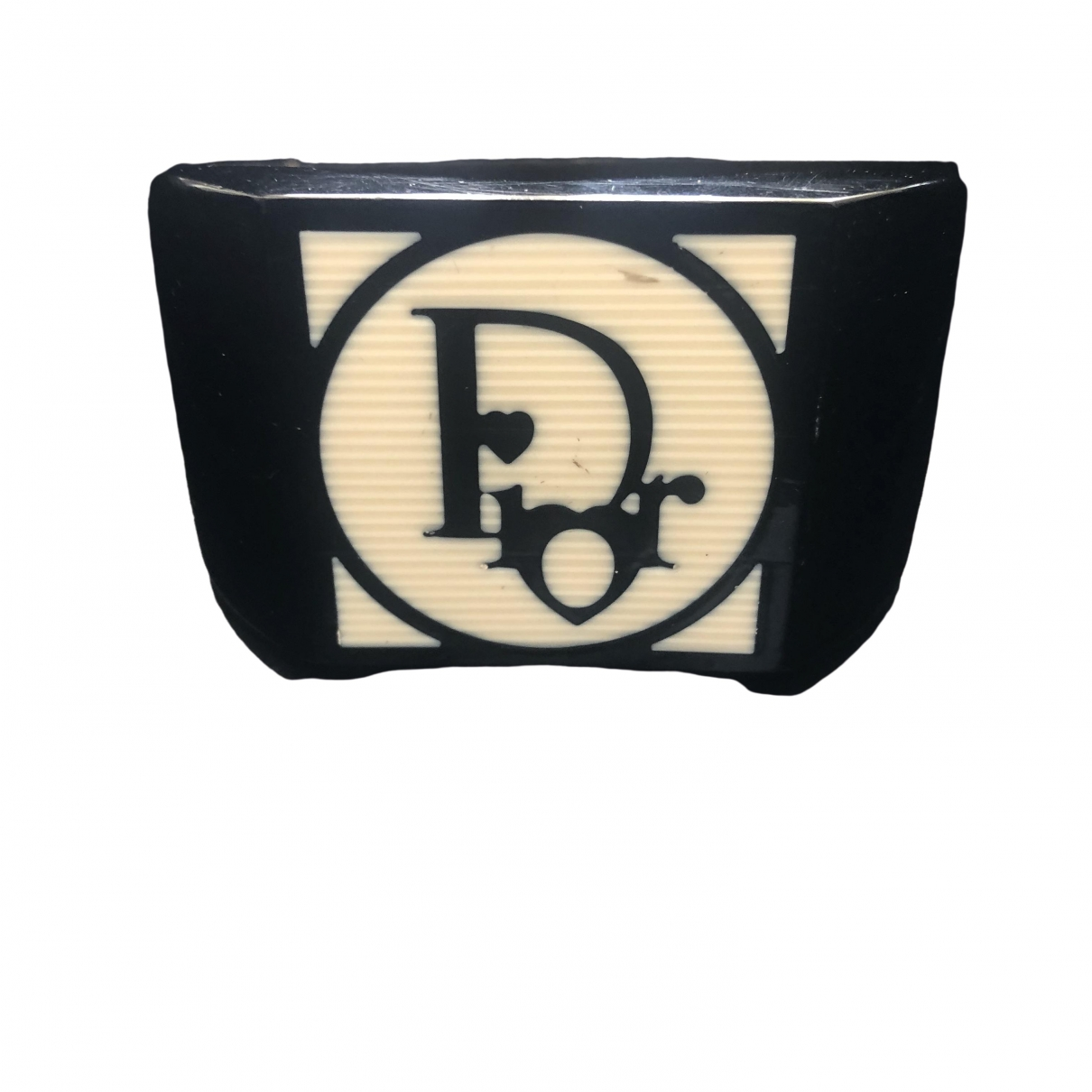 Dior - Bracelet   pour femme en bois - noir