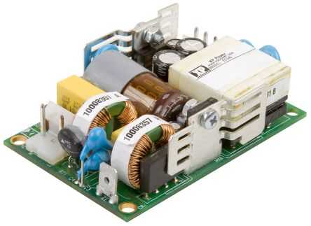 XP Power , 30W AC-DC Converter, 5V dc, Open Frame, Medical Approved